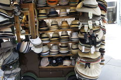 Hats for Men, Women, and Children Royalty Free Stock Photo