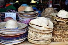 Hats sale stock image