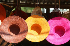 Hats for sale Stock Photo