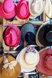 Hats Store Royalty Free Stock Photo