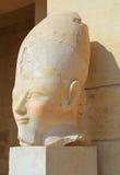 Hatshepsut寺庙 免版税库存图片