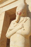 Hatshepsut寺庙 库存照片