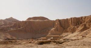 hatshepsut świątynia Zdjęcie Royalty Free