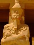 Hatshepsut de la reina Fotografía de archivo