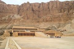 hatshepsut egiptu Luxor świątyni Zdjęcie Stock