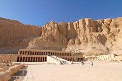 hatshepsut królowej świątynia Zdjęcia Stock