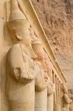hatshepsut Luxor świątyni Zdjęcie Stock