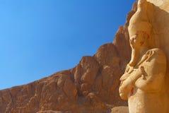Hatshepsut Onlooking Stock Images