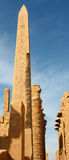 Hatshepsut's obelisk 2 Royalty Free Stock Photo