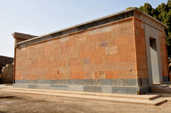 Hatshepsut's Red Chapel Royalty Free Stock Photos