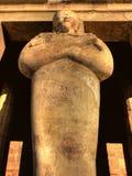 Hatshepsut statue detail Stock Image