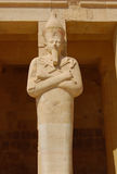 Hatshepsut statue, Egypt Stock Photography
