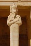 Hatshepsut statue, Egypt Stock Photography