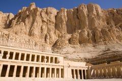 Hatshepsut Tempel Lizenzfreie Stockbilder