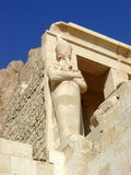 Hatshepsut temple Royalty Free Stock Photo