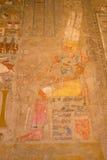 Hatshepsut temple Stock Image