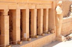 Hatshepsut temple Royalty Free Stock Photography