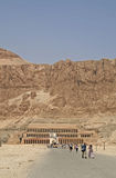 Hatshepsut Temple Royalty Free Stock Photos