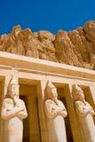 Hatshepsut temple, Egypt Royalty Free Stock Photos
