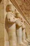 Hatshepsut temple, Egypt Stock Photo
