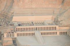 Hatshepsut Temple - Luxor - Egypt Royalty Free Stock Photography