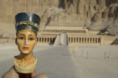 Hatsheput temple Stock Images