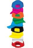 hatt stock illustrationer