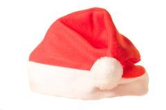 hatt s santa Royaltyfria Foton