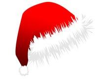 hatt santa Royaltyfria Bilder