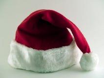 hatt santa Royaltyfri Fotografi