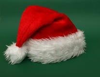 hatt santa Arkivfoto
