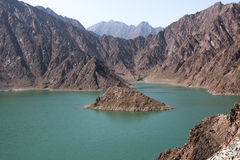 Hatta UAE Royalty Free Stock Photos