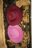 hattar två Arkivbild
