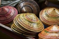 Hatten handcraft från Thailand Royaltyfri Fotografi