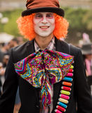 Hatter costume Royalty Free Stock Photos