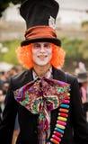 Hatter costume Stock Image