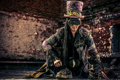 Hatter man Royalty Free Stock Photo