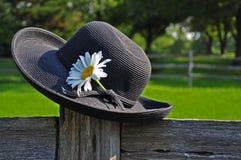 hattfotografer Royaltyfri Bild
