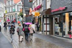 Hattingen, Germania Fotografia Stock