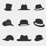 Hattsymboler Fotografering för Bildbyråer