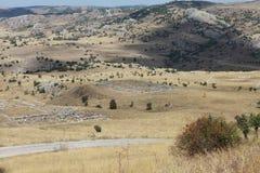 Hattusa, Турция Стоковое фото RF