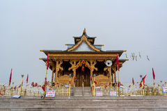 Hatu Mata Temple Royalty Free Stock Photo