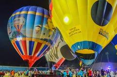Hatyai-Ballon Lizenzfreies Stockfoto