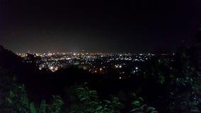 Hatyai-Nacht Stockfoto