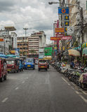 Hatyai Plaza, Ταϊλάνδη Στοκ φωτογραφία με δικαίωμα ελεύθερης χρήσης