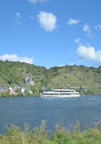Hatzenport,Mosel River,Rhineland-Palatinate,Germany Stock Photo