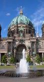 Haube der Berlin-Kathedrale Lizenzfreies Stockfoto