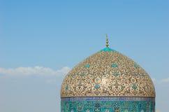 Haube der Moschee lizenzfreie stockbilder