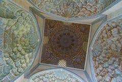 Haube der Moschee stockfoto