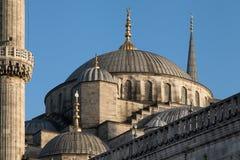 Haube der Sultanahmet-Moschee Stockfoto